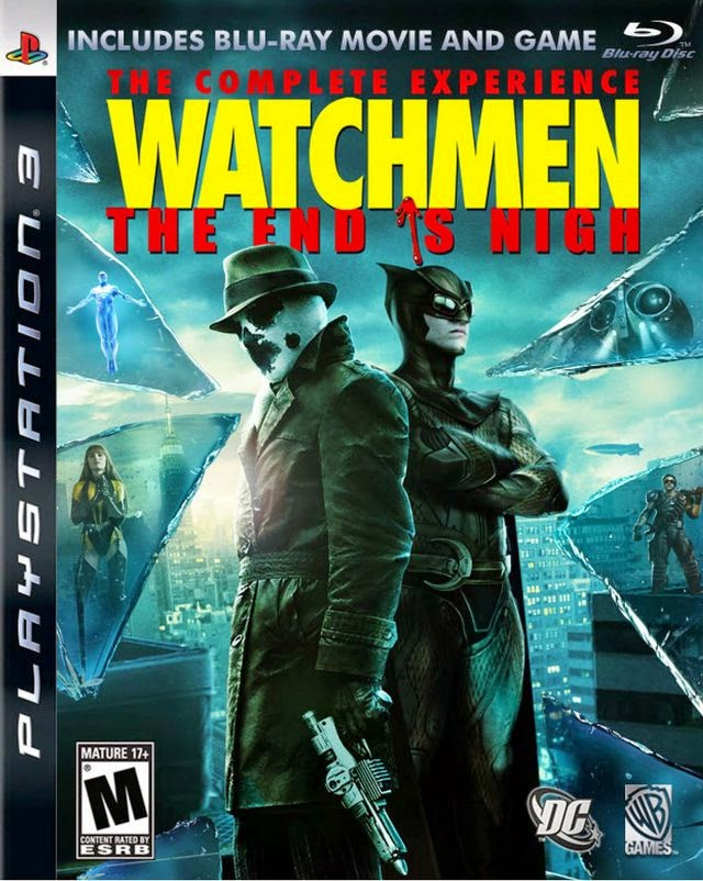 PS3] Watchmen: The End Is Nigh Complete Experience