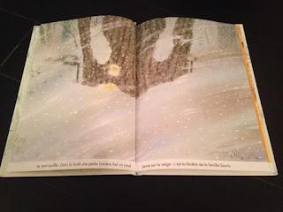 L'hiver de la famille Souris - Kazuo IWAMURA - l'Ecole des Loisirs