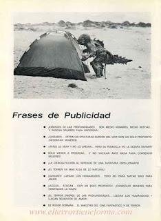 Humanoides del Abismo / Guía publicitaria CB Film / 05