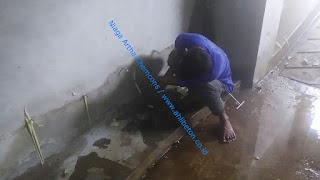 perbaikan bocor air tanah
