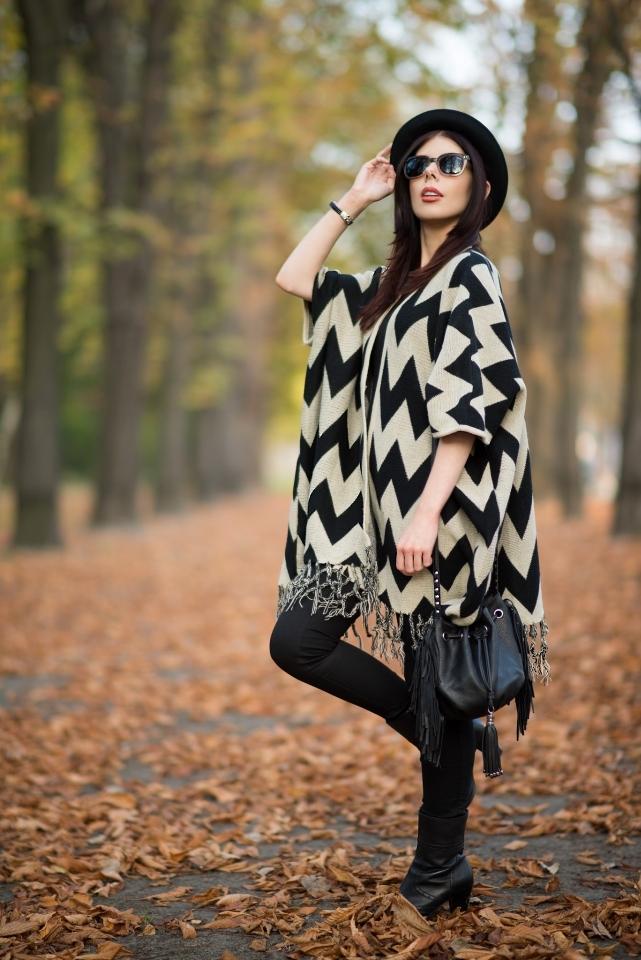 stylizacja blogerka jesień