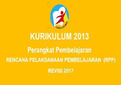 RPP K13 Edisi Revisi 2017