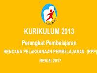 Penjelasan Singkat Perbedaan RPP K13 Edisi Revisi 2017 Dengan RPP K13 Revisi 2016
