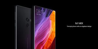 Luar Biasa Xiaomi Mengeluarkan Ponsel Konsep Terbarunya Yang Nyaris Tanpa Bezel! (PIC + VIDEO)
