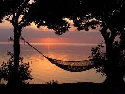 Resting in God's Hammock