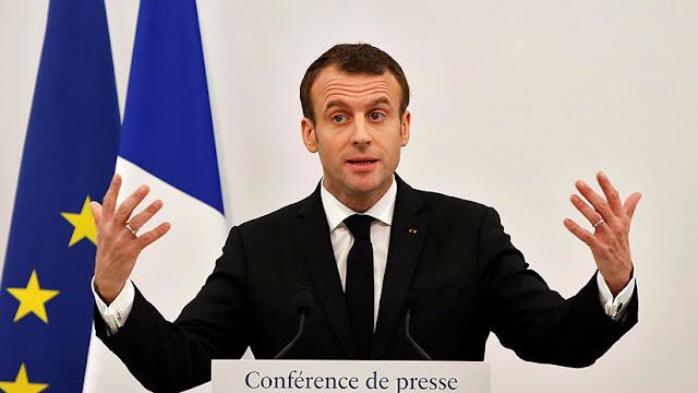 """Macron asegura tener """"pruebas"""" de que Al Assad estuvo detrás del supuesto ataque químico en Duma"""