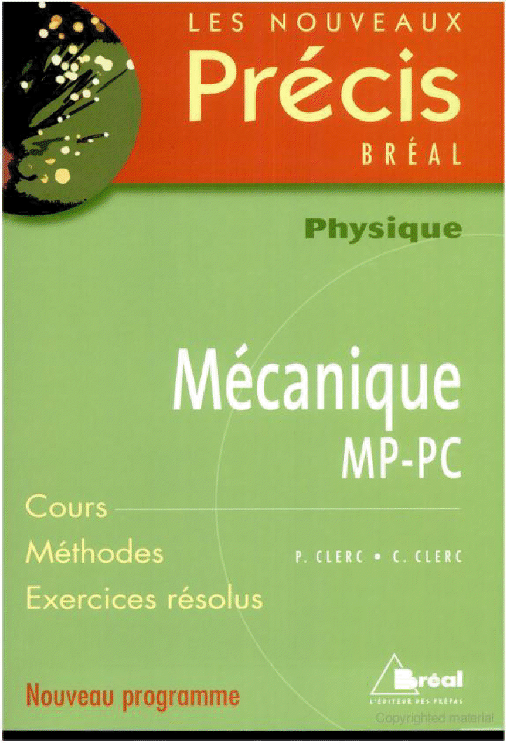 precis thermodynamique mpsi
