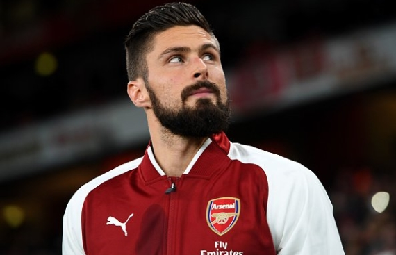 Chelsea are believed to be closing in on a move for Arsenal striker Olivier Giroud.