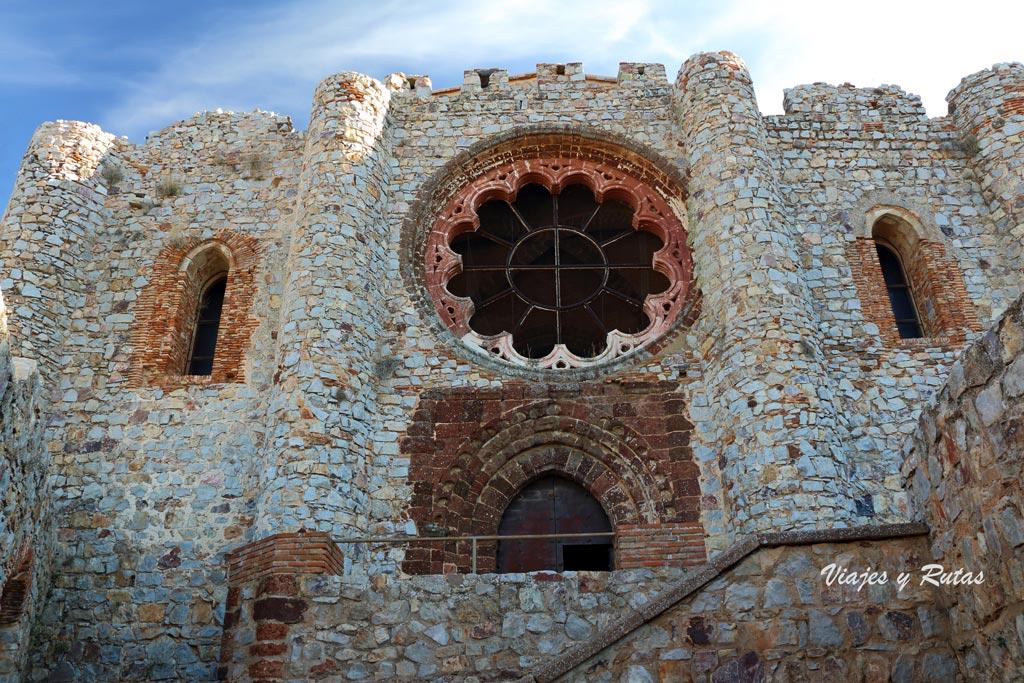 Iglesia abacial del Monasterio de Calatrava la Nueva