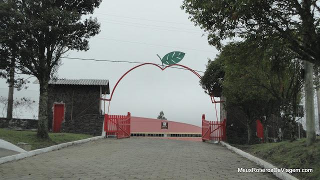 Parque Nacional da Maçã - São Joaquim/SC