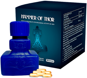 Cara Konsumsi Obat Herbal Hammer Of Thor