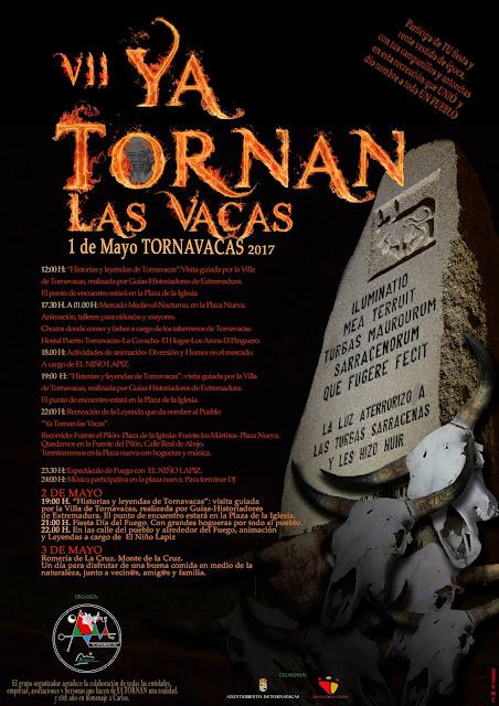 Ya Tornan 2017. Tornavacas, Valle del Jerte