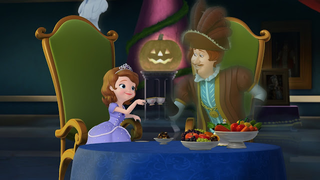 Nonton Film Sofia the First S02E13: Ghostly Gala (2014)