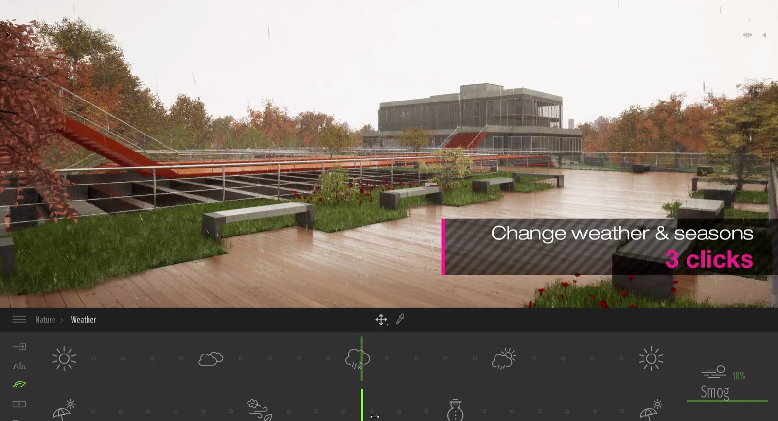 Twinmotion 2018 For SketchUp/ Archicad / Autodesk Revit - I T