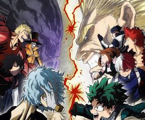 Boku no Hero Academia 3rd season (25/25) | Carpeta contenedora | Sub español | Mega