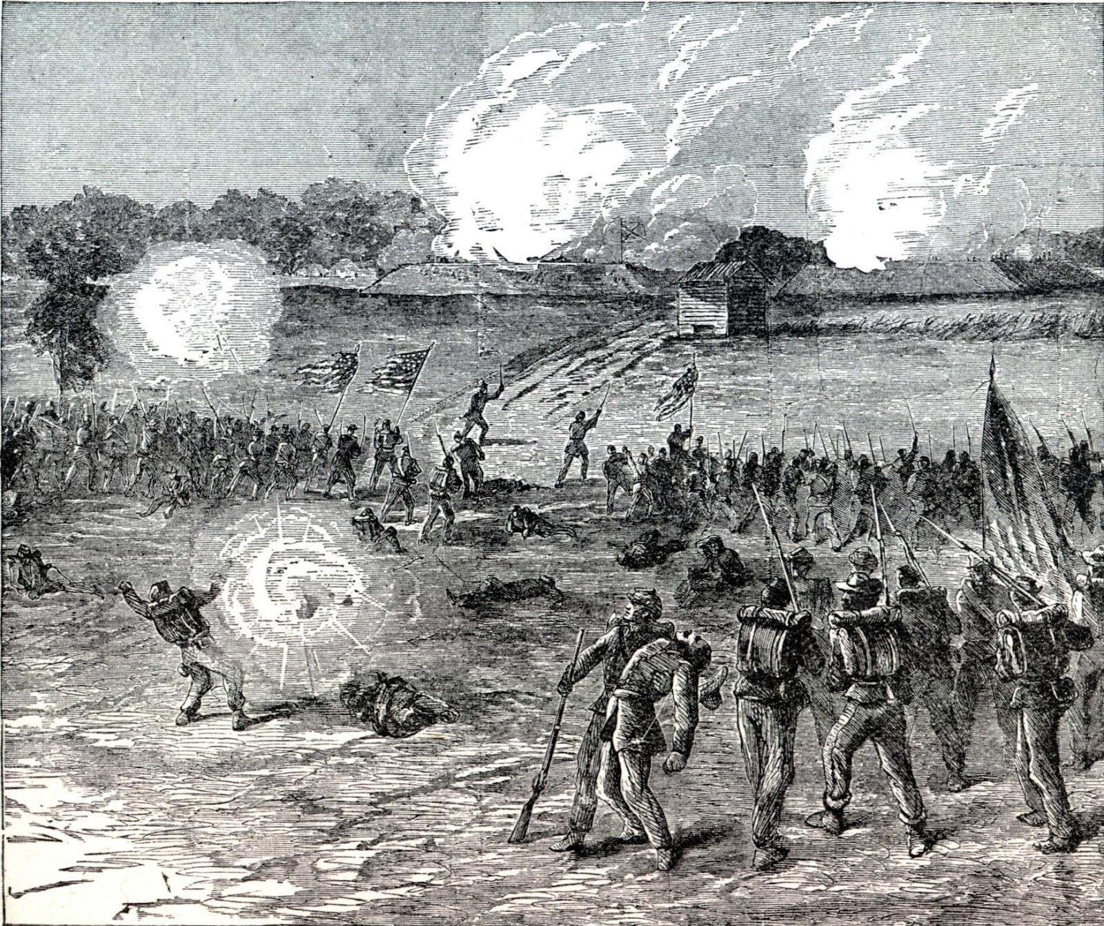 Siege of Petersburg, Virginia, American Civil War, 30 July
