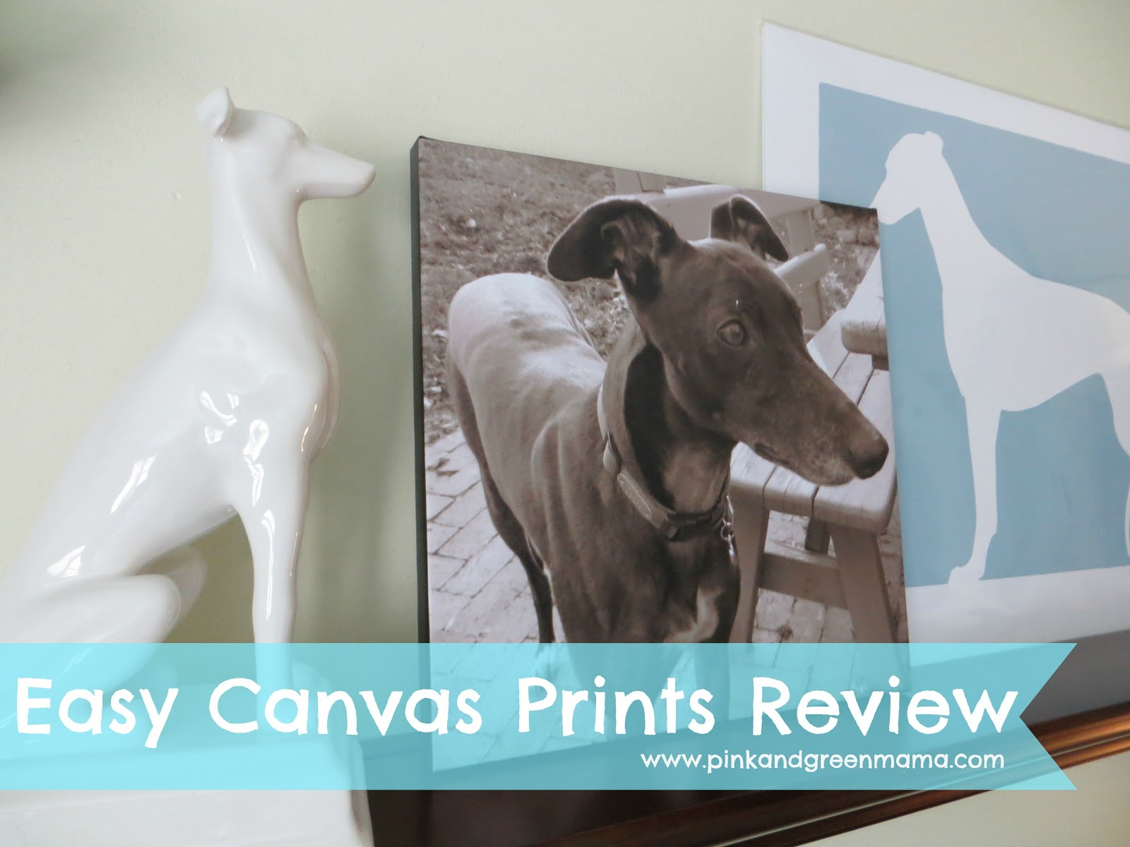 Pink and Green Mama: Easy Canvas Prints Review and ...