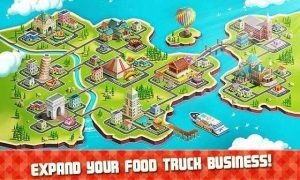 Food Truck Chef MOD APK Unlimited Money 1.3.4