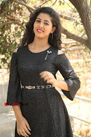 Telugu Actress Pavani Latest Pos in Black Short Dress at Smile Pictures Production No 1 Movie Opening  0020.JPG