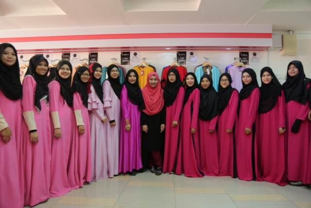 Felinna Boutique Dibuka di Seksyen 7, Shah Alam