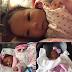 First photos of comedian Seyilaw's beautiful newborn daughter