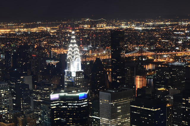 New York, Rockefella, Top of the Rock, Empire State Building, Views, best views, which is better, price, opening hours, New York City, USA, America, Art deco, at night, during the day, King Kong, world trade center, centre, twin towers, day, night, nighttime photography, Brooklyn Bridge,