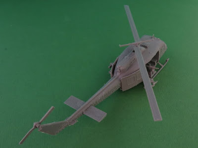American Bell UH-1H Iroquois Helicopter picture 4