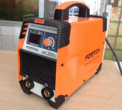 Hình ảnh máy hàn que Forton ARC 200