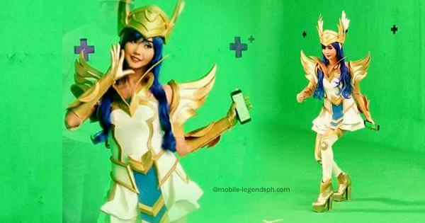 Look: Alodia Gosiengfiao As Freya