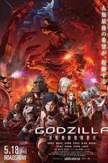 GODZILLA 2 – Cidade no Limiar da Batalha (2018) Torrent – WEB-DL 720p   1080p Dublado / Dual Áudio 5.1 Downloa