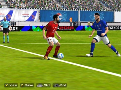 تحميل لعبة بيس 6 محولة الي بيس 2019 للكمبيوتر باخر الانتقالات من الميديا فاير