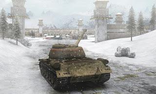 Tank Fury Blitz Mod Apk v1.0 (Unlimited Money) Terbaru