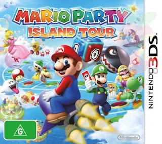 Mario Party: Island Tour, 3DS, Español, Mega, Mediafire