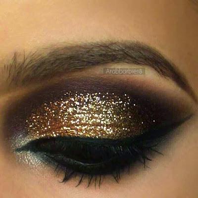 marrom sombra dourado