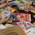 Sesc Arcoverde recebe doações de livros e gibis para a Feira do Troca-troca