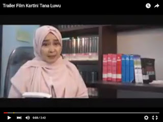 Tayang Sabtu Malam, Ini Trailer Film Kartini Tana Luwu