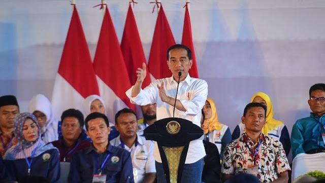 Jokowi: Jabatan Presiden Jangan Diberikan pada Orang yang Coba-coba