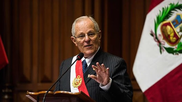 Peru's President Pedro Pablo Kuczynski faces fresh scandal before impeachment