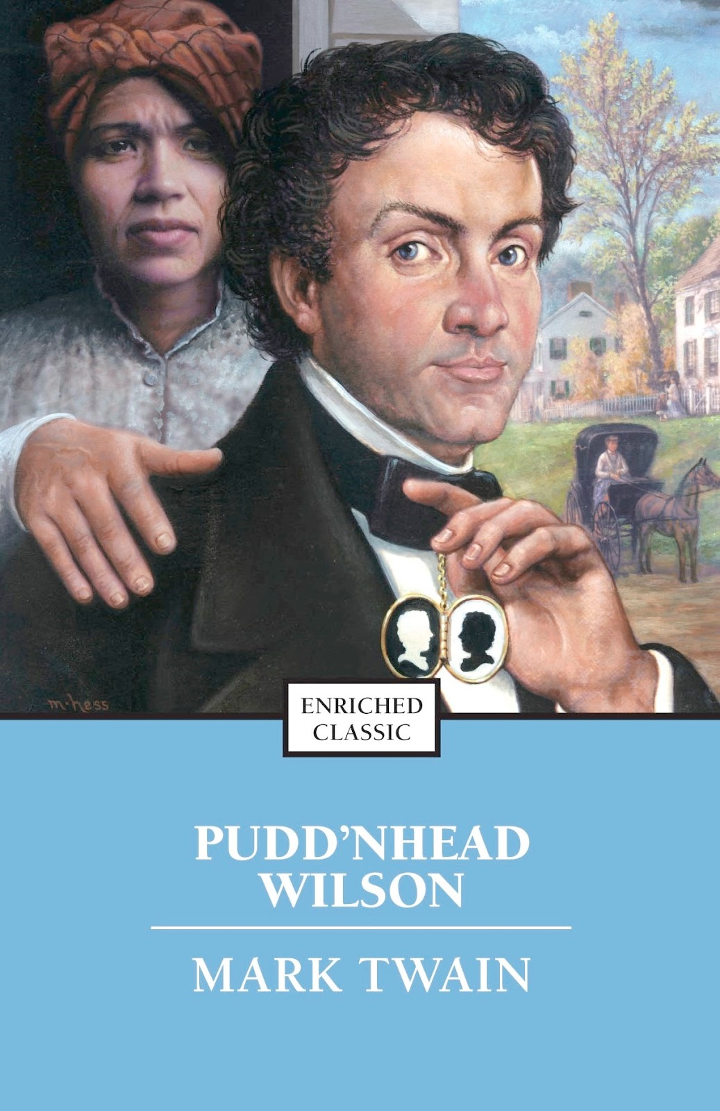 a discussion of whether puddnhead wilson was a real hero Pudd'nhead wilson discussion 4 mark twain 5 pudd'nhead wilson text the bears got more real satisfaction out of the episode than the prophet did.