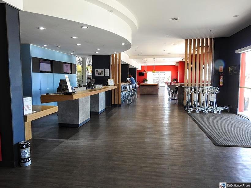 Hotel em Criciúma - review hotel Ibis Criciúma