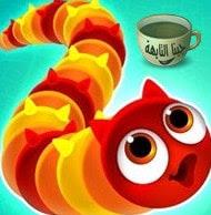 تحميل لعبة wormax.io apk game العاب io الدودة برابط مباشر مجانا