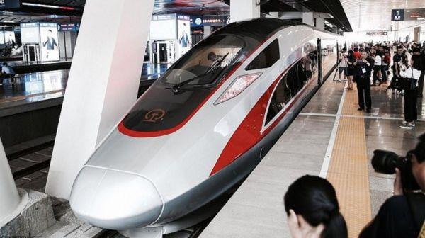 China anuncia lanzamiento del tren más rápido del mundo