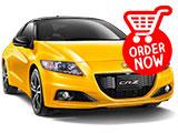 Pemesanan Mobil Honda CRZ Bandung