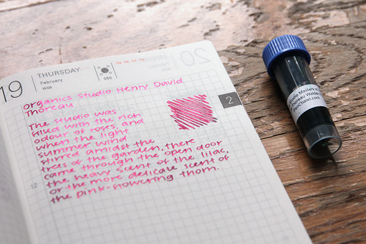 review: organics studio masters of writing henry david thoreau walden pond blue