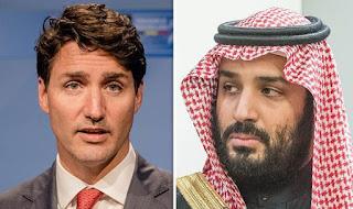 الهجرة الى كندا من المملكة السعودية