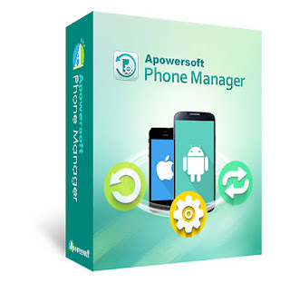 ApowerManager Phone Manager 2019_3.2.4.1. Free Download
