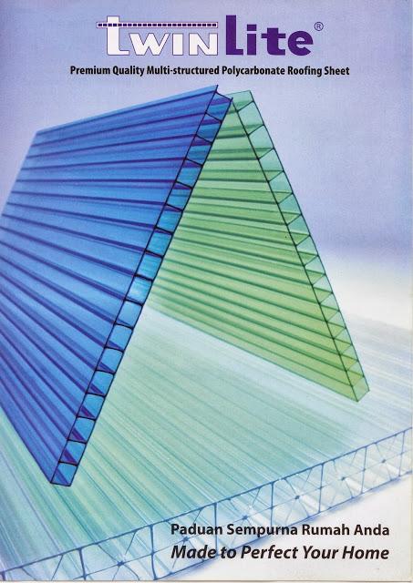 Harga Polycarbonate Twinlite Per Lembar Harga Atap Polycarbonate