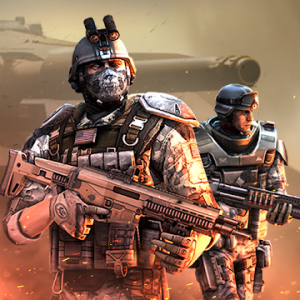 Modern Combat 5: eSports FPS v3.8.0n (God Mode) APK