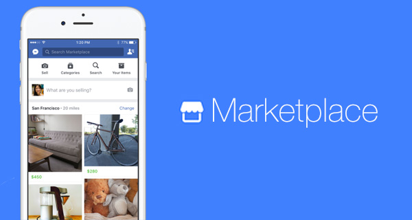 Le Marketplace de Facebook