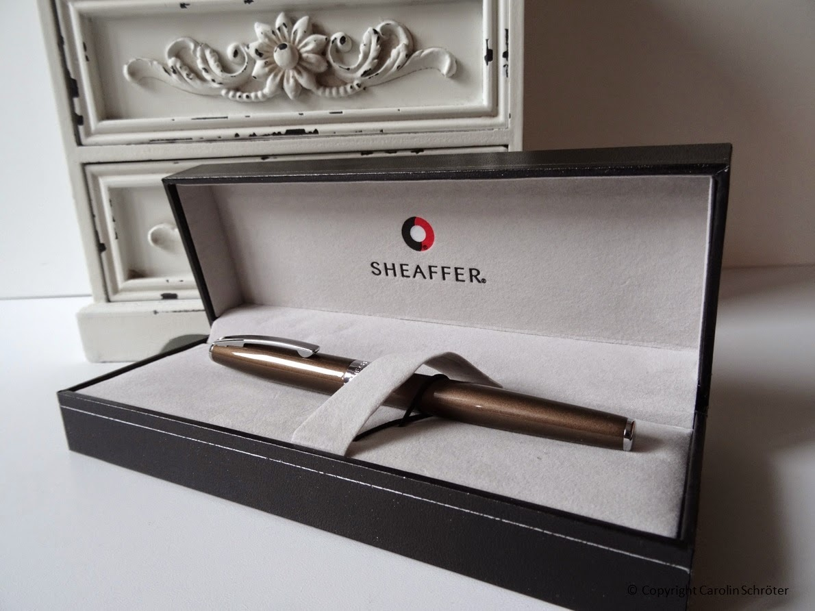 Sheaffer Sagaris case